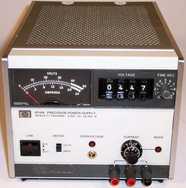 Hewlett Packard 6114a Precision Power Supply